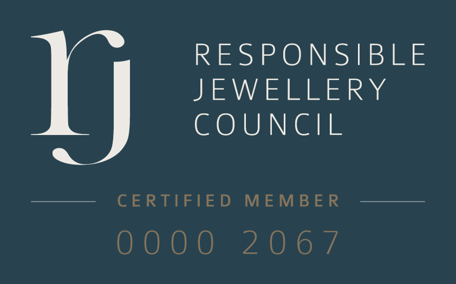 certification responsible jewelry council de swissairland en suisse